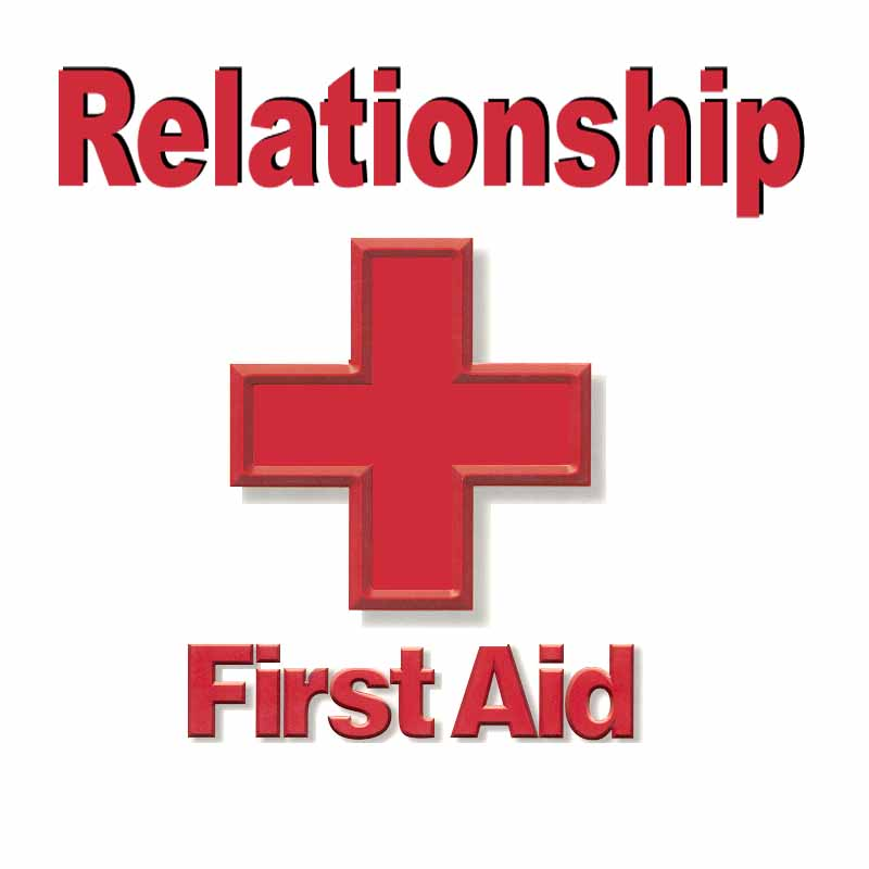 Relationship First Aid icon